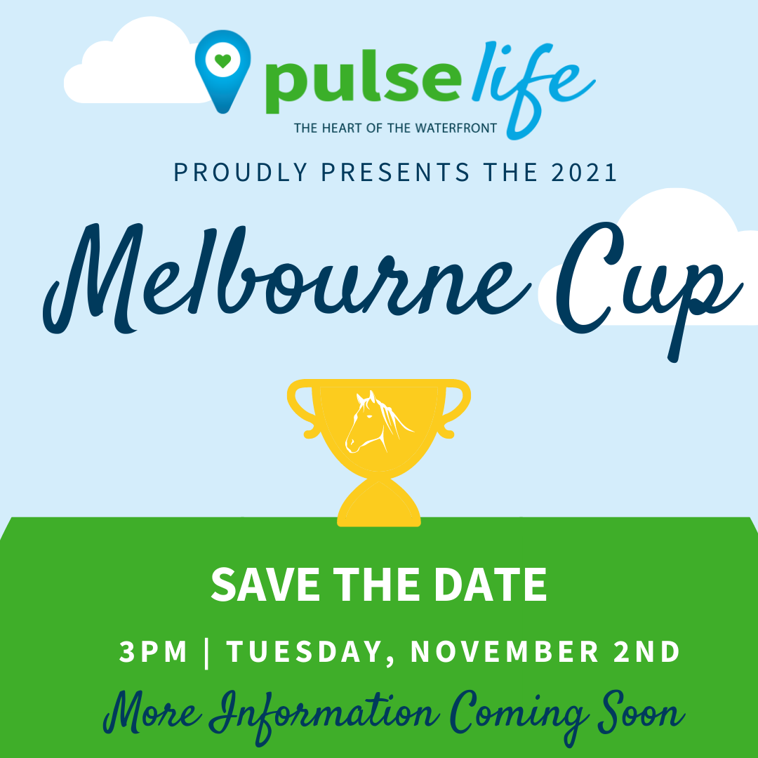 Melbourne Cup day poster